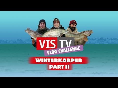 VIS TV Vlog Challenge #1 - Winterkarper | Part II