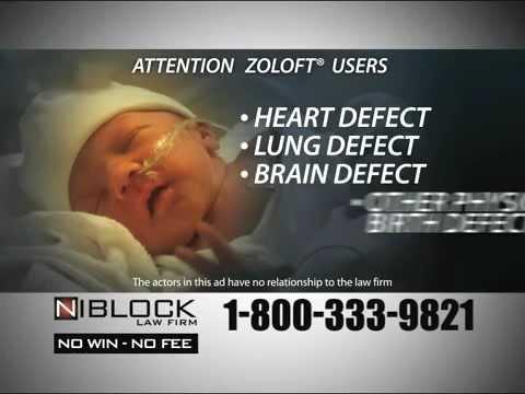 Zoloft is a Dangerous Drug!