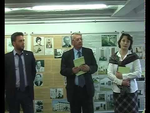 """Vernisajul expoziției foto-documentare """"Dinamica modernizării orașului portuar Brăila (1830-1930)"""