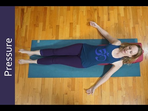 The Pressure of Our Lives: Yoga Workout : Yoga with Melissa Episode 358