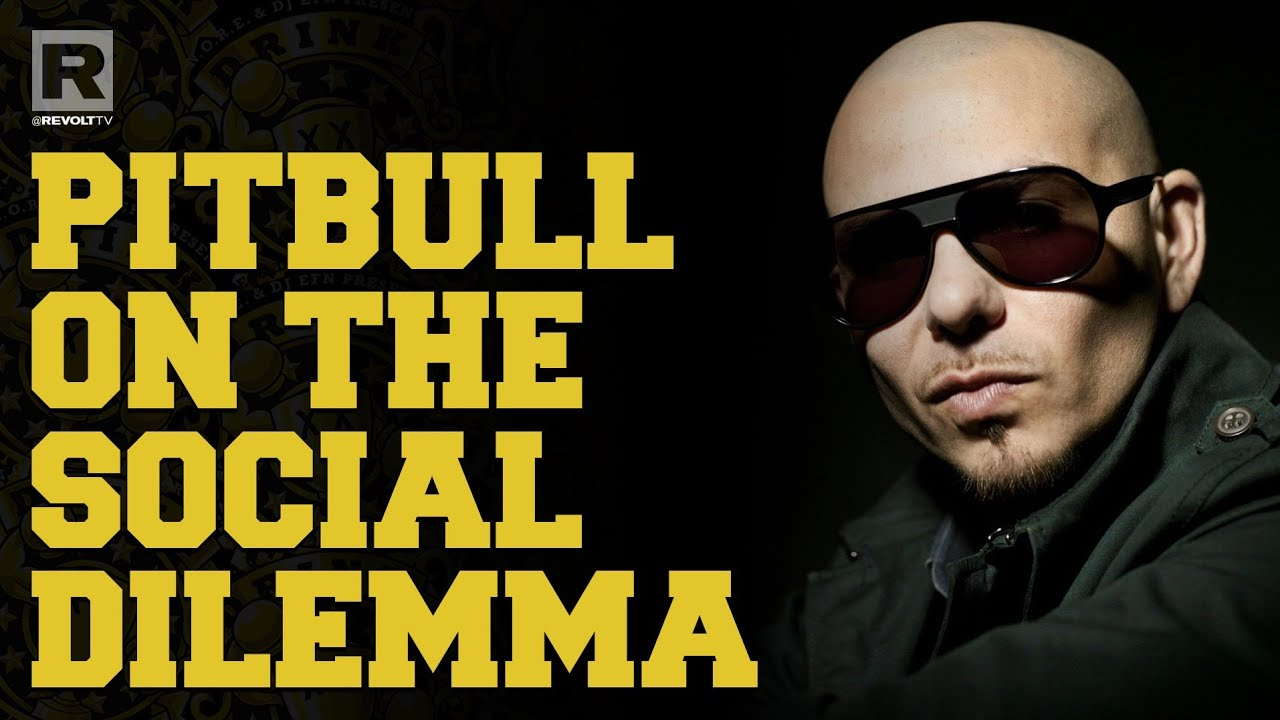 Pitbull Explains The Social Dilemma And How Is Music Involved