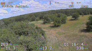FPV Death Dive with ImmersionRC Vortex
