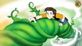 Jack dan Pohon Kacang | Cerita Kartun Anak Anak Bahasa Indonesia KONDOSAN