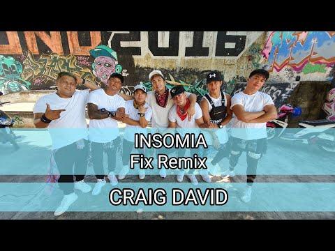 INSOMIA (FIX REMIX) CRAIG DAVID |SOUTHVIBES|