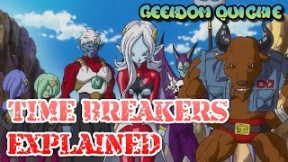 Dragon Ball Heroes - Time Breakers Explained