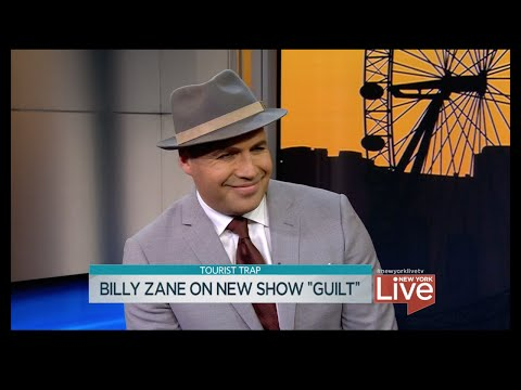 "Billy Zane on New Show ""Guilt"""