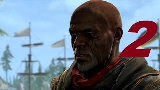 Прохождение Assassin's Creed Rogue [Изгой] - часть 2 (Уроки и открытия)