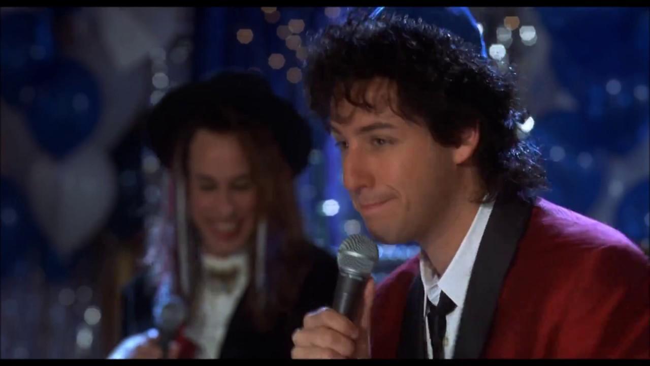Mazel Tov Adam Sandler The Wedding Singer Cover Hd
