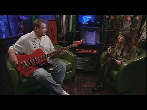 Art Zone With Nancy Guppy: Guitar Master Mike Lull Demos