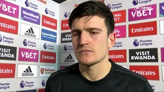 Maguire: Man Utd must find consistency to be in with a chance of top four