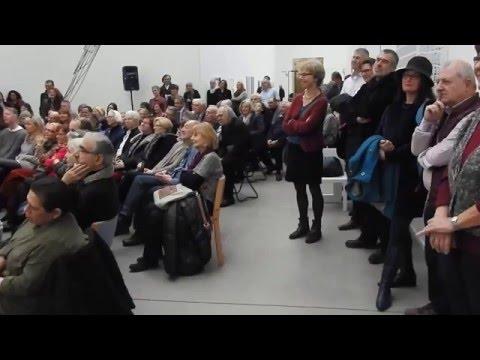 "70 JAHRE BOCHUMER KÜNSTLERBUND (Sebastian 23: ""Kunst & Worte"") Kunstmuseum Bochum"