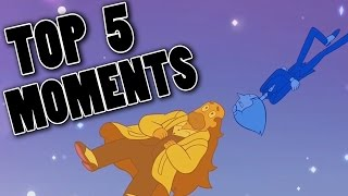 "TOP 5 MOMENTS in ""Mr. Greg"" - Steven Universe - Episode 86 - THE MUSICAL EPISODE"