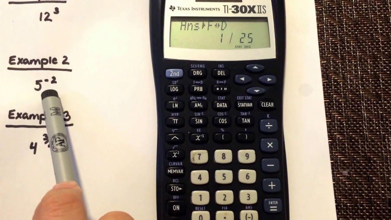 Fractional exponents calculator 3 ti 84 calculator fractional.