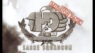 Hidden & Dangerous 2-Sabre Squadron:Operation Husky-Ponte Grande
