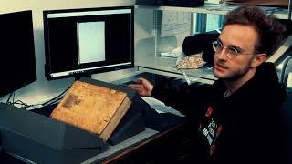 Aus dem Tresor in die digitale Freiheit / Wie eine mittelalterliche Handschrift digitalisiert wird