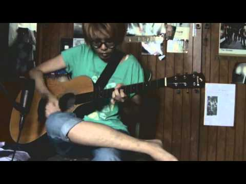 JoJo's Bizarre Adventure OP2 Bloody Stream Guitar Cover