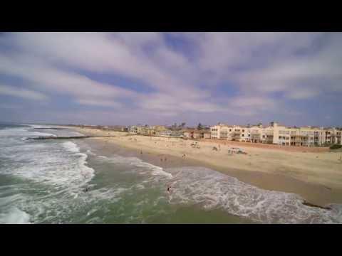 YUNEEC Q500 4K IMPERIAL BEACH, CA SUMMER 2016