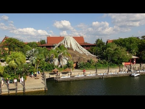 Disney's Polynesian Resort - 2014 Tour and Overview - Walt Disney World