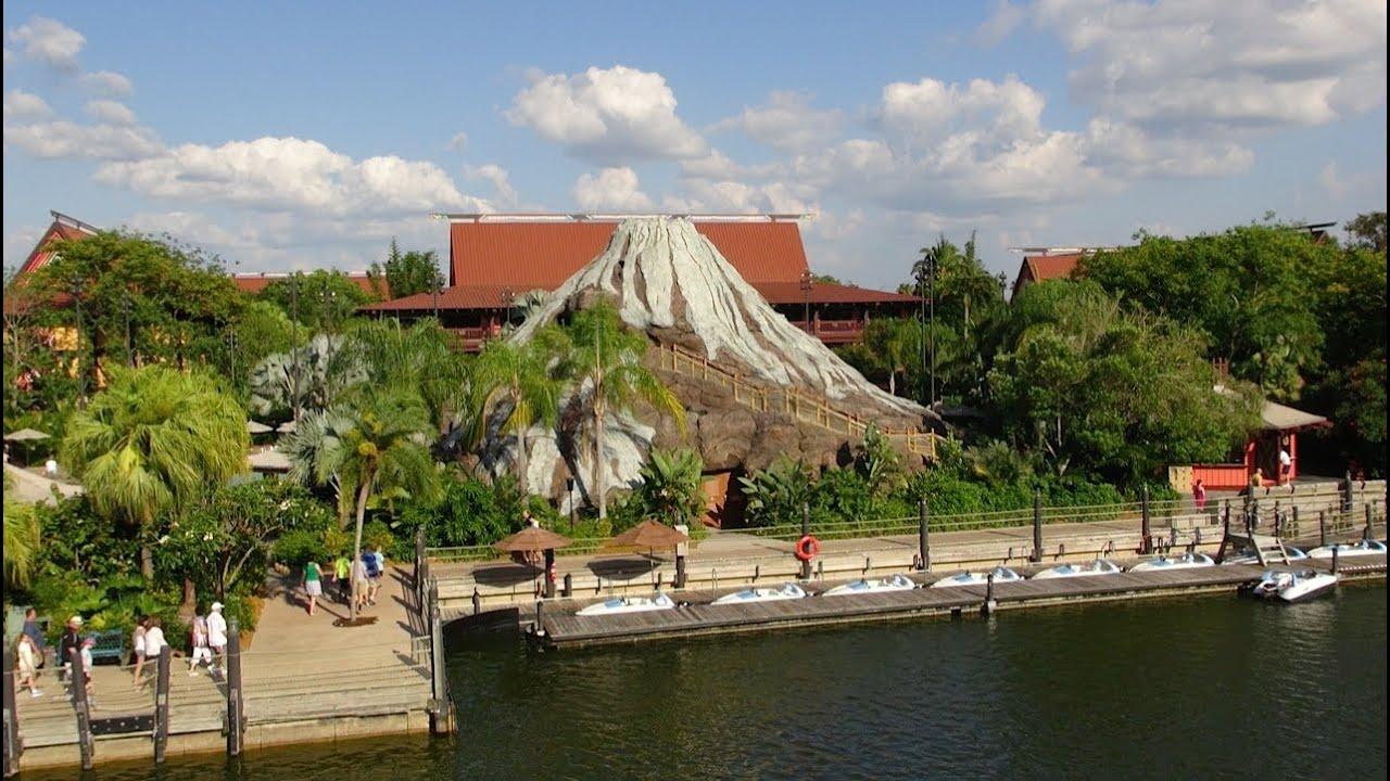 Disney' Polynesian Resort - 2014 Tour and Overview - Walt ...