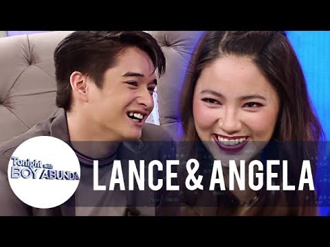 Lance and Angela's promise to each other | TWBA