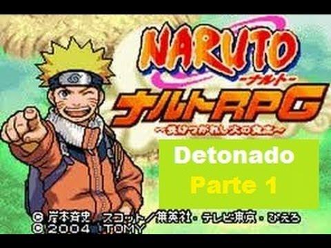 Naruto Rpg 1 Uketsugareshi Hi no Ishi