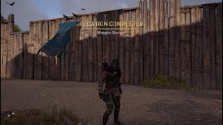 Assassin's Creed Odyssey: Weapon Storage (Perfect Ghost)