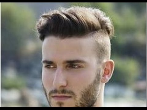 Best Hairstyle With Short Beard Youtube