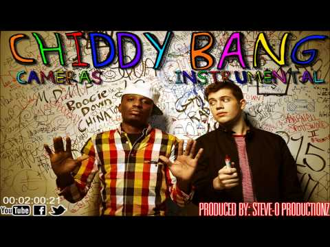 Chiddy Bang  Cameras Instrumental with hook