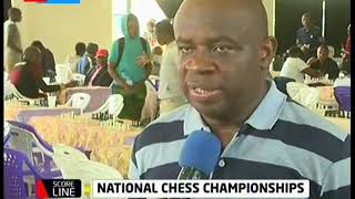 National chess championships underway in Nairobi  | Score Line