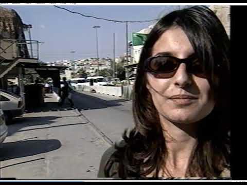 Prof. Gerald Steinberg, discusses the separation barrier, PBS  2003