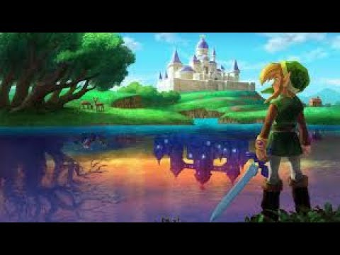 The Legend Of Zelda a Link between worlds part4 : Is this what you call 'peacfulness'?