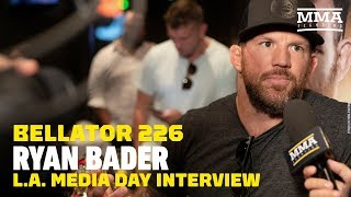 Ryan Bader Says He Can 'Easily' Go Between Light Heavyweight, Heavyweight - MMA Fighting