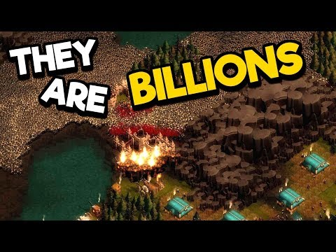 They Are Billions Gameplay #3 - Starting Out With New Strategies and Maps!