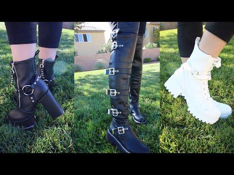 $350+ Alternative Shoe Try-on Haul / Lamoda Review + Haul