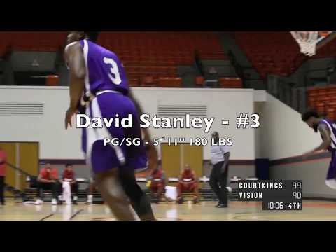David Stanley Basketball Highlights 2017