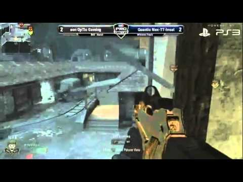 Optic Merk Mlg Providence 1v4 Clutch Youtube