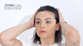 How to Style a Lacquered Lob | Bumble and bumble.