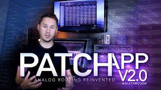 Flock Audio PATCH APP v2.0 Announcement - New Features & Walkthrough
