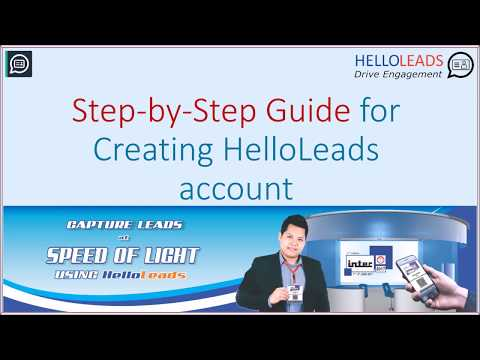 HelloLeads - Demo Tour & Signup Guide