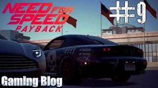 Need For Speed Payback | Playthrough Part 9 - Shift Lock & Riot Club