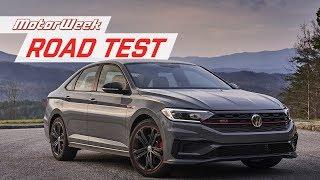 The 2019 GLI is Jetta Perfection   MotorWeek Road Test