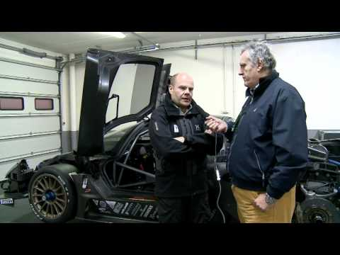 Interview with Andrea Adamo at Paul Ricard