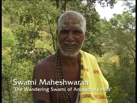 Arunachala and the Ashram of Sri Ramana Maharshi