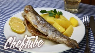 How To Cook Trout In The Oven - Recipe In Description