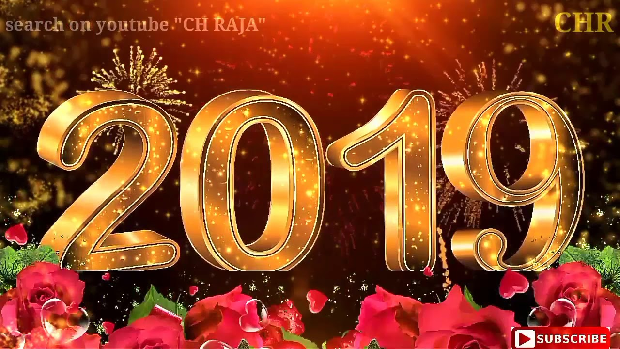 Happy new year wishes in telugu for 2019 | new year wishes ...