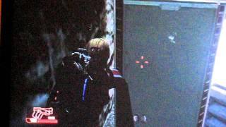 Mass Effect 2 - Behind a knee high wall Glitch