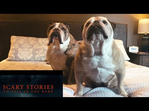 "Elvis & Khaleesi Reaction ""Scary Stories to Tell in the Dark"" Official Trailer"