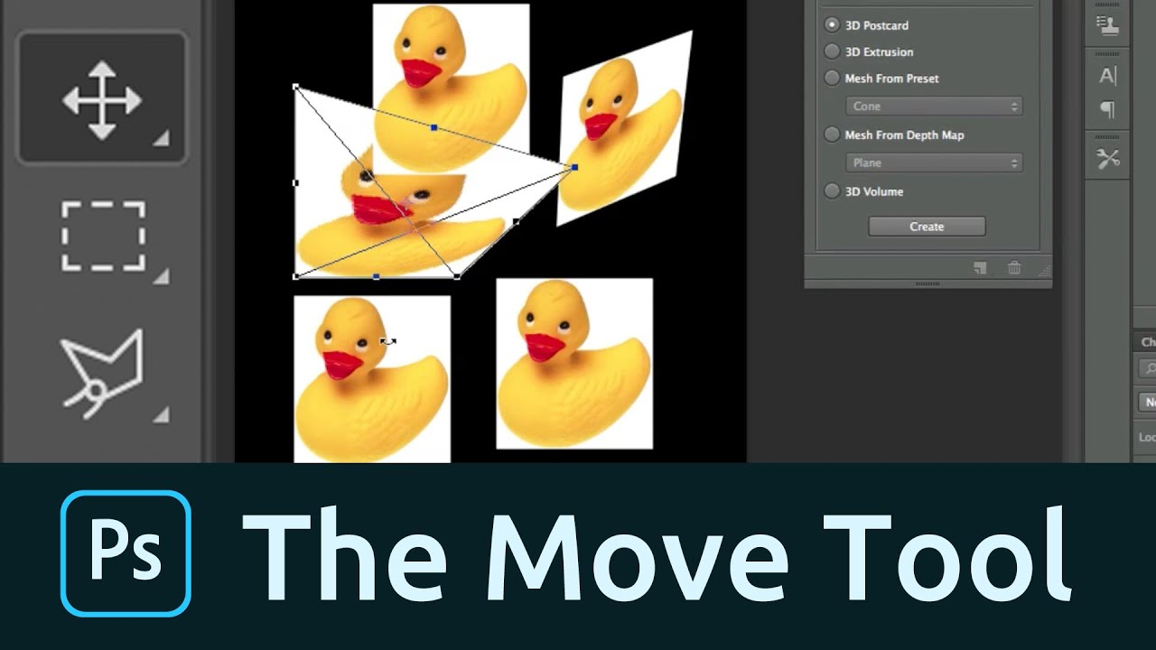 Image result for move tool in photoshop