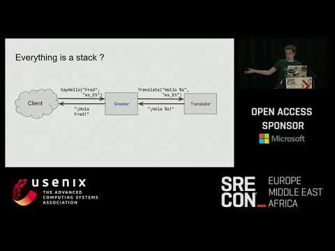 SREcon17 Europe/Middle East/Africa - SRE Your gRPC...