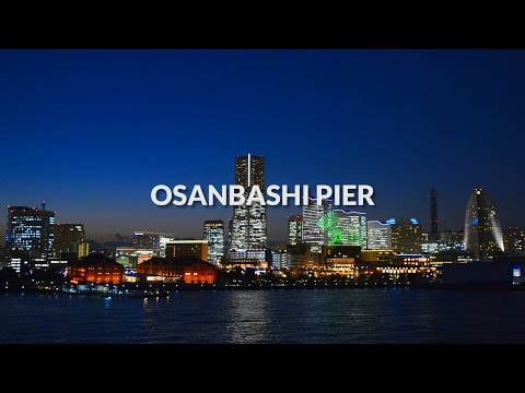 Osanbashi Pier, Yokohama | One Minute Japan Travel Guide